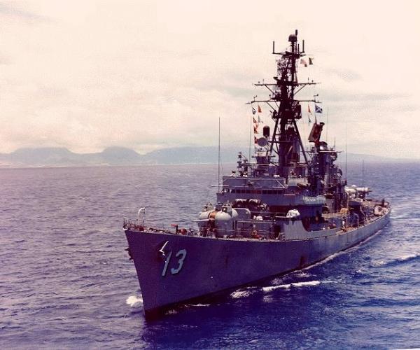 USS Hoel, DDG-13