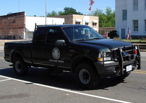 how to become a game warden in ga