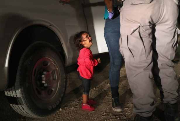 Child separated